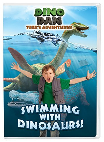Dino Dan Swimming With Dinosaurs Dino Dan Swimming With Dinosaurs DVD
