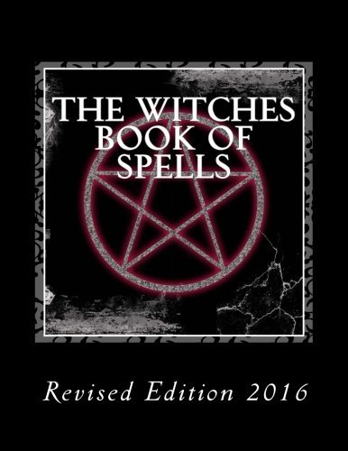 Roc Marten The Witches Book Of Spells