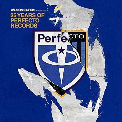 Paul Oakenfold 25 Years Of Perfecto Records Import Eu