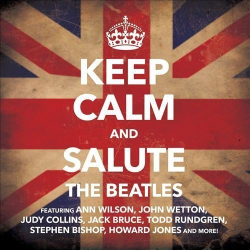 Various Artist Keep Calm & Salute The Beatles