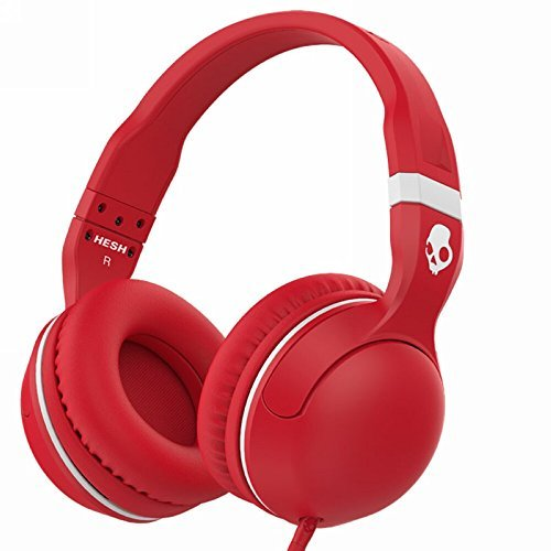 Headphones Hesh 2 Red Black White