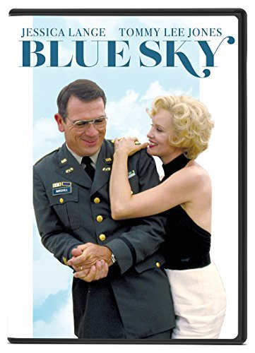 Blue Sky Lange Jones Boothe Snodgress DVD Pg13