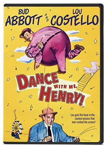 Dance With Me Henry Abbott Costello DVD