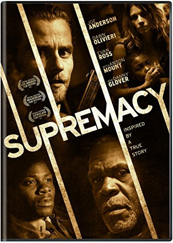 Supremacy Anderson Glover DVD Nr