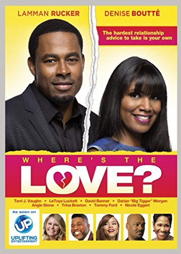 Where's The Love Where's The Love DVD Nr