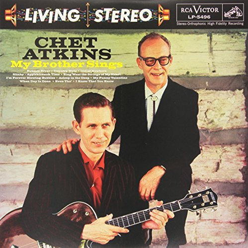 Chet Atkins My Brother Sings