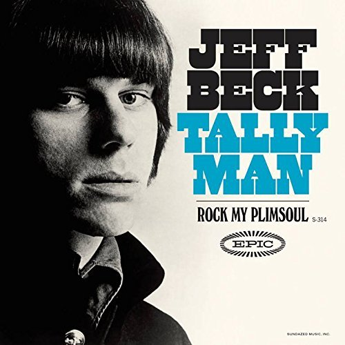 Jeff Beck Tallyman Rock My Plimsoul