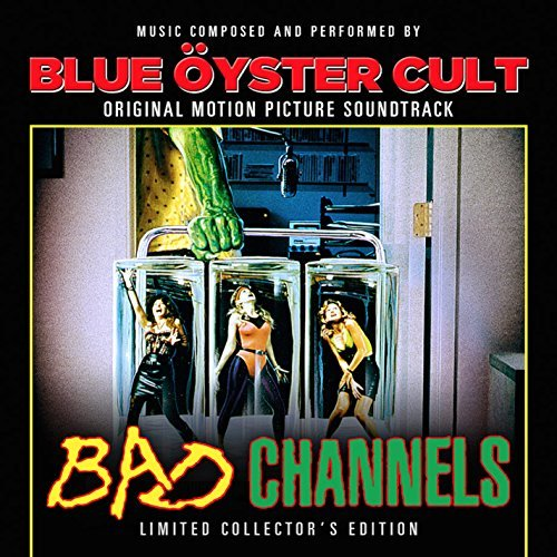 Blue Öyster Cult Bad Channels Lp