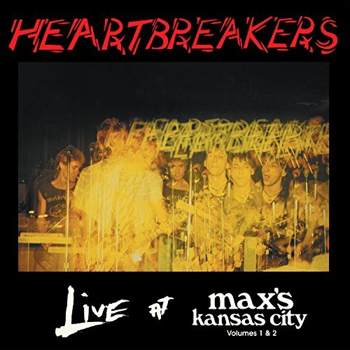 Heartbreakers Live At Max's Kansas City Volu