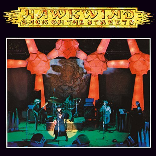 Hawkwind Back On The Streets The Drea Back On The Streets The Drea