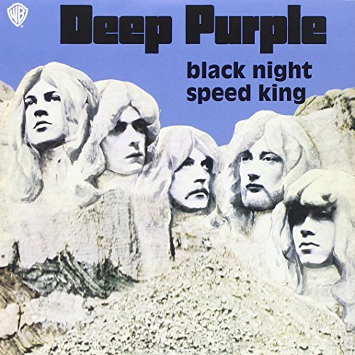 Deep Purple Black Night