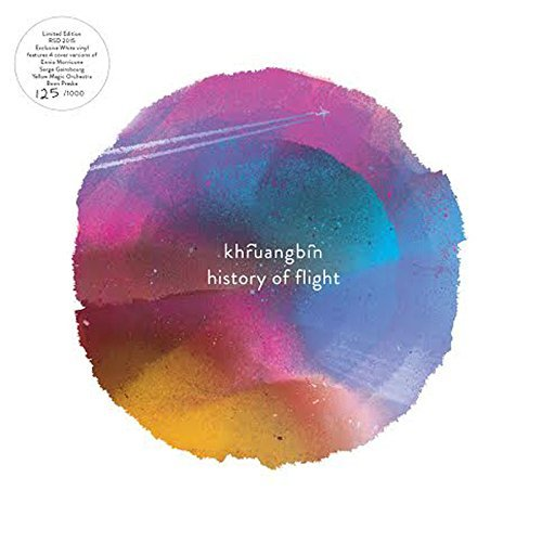 Khruangbin History Of Flight 10 Inch Vinyl