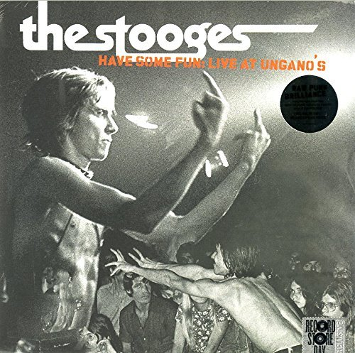 Stooges Have Some Fun Live At Ungano'
