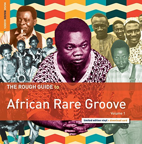 Various Artist Rough Guide To African Rare Gr