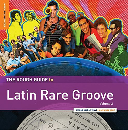 Various Artist Rough Guide To Latin Rare Groo