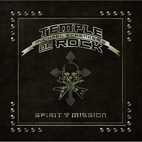 Michael Temple Of R Schenker Spirit On A Mission 2 Lp