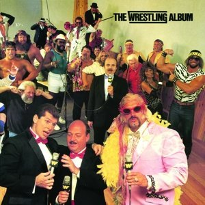The Wrestling Album Piledriver Wrestling Album Ii 30th Anniversary Edition 2lp Piledriver 30th Anniversary Edition