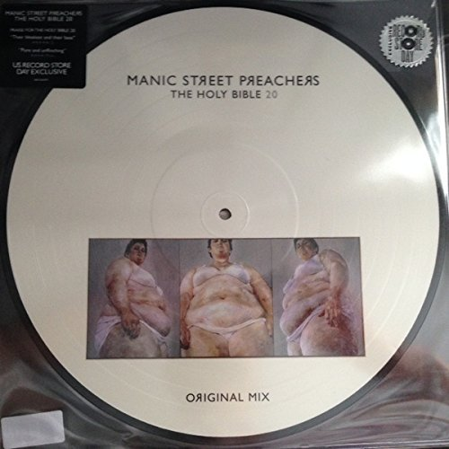 Manic Street Preachers Holy Bible 20
