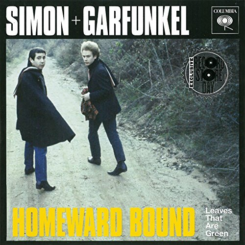 Simon & Garfunkel Homeward Bound Leaves That A