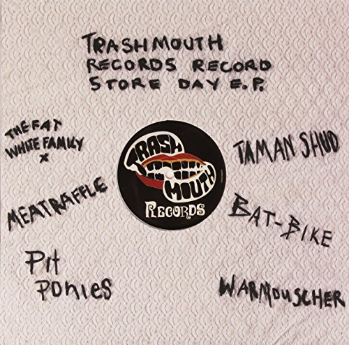 Trashmouth Records Record Store Day E.P Record Store Day E.P