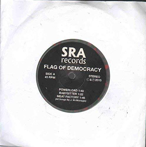 Flag Of Democracy Love Songs
