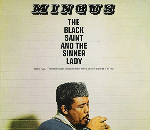 Charles Mingus Black Saint & The Sinner Lady Lp