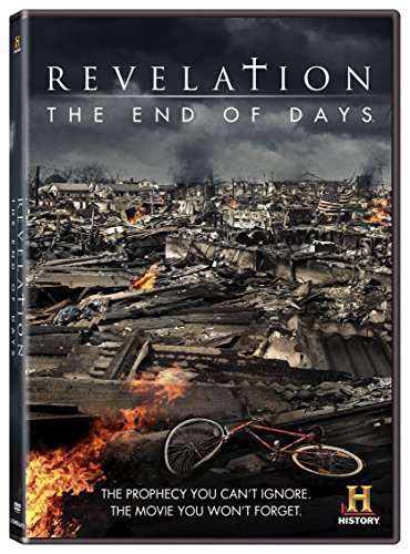 Revelation The End Of Days Bacque Glassbourg DVD Pg