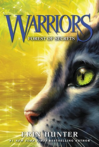 Erin Hunter Warriors #3 Forest Of Secrets