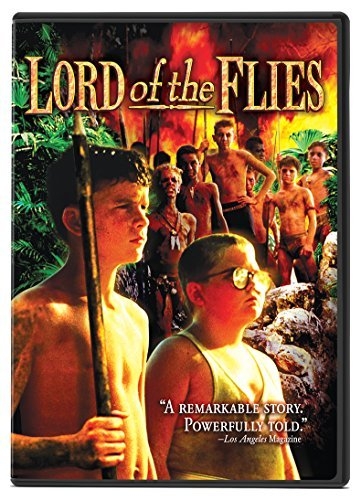 Lord Of The Flies (1990) Getty Furrh Pipoly Dale Taft DVD R