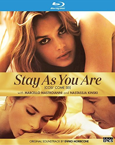 Stay As You Are Kinski Mastroianni Blu Ray R
