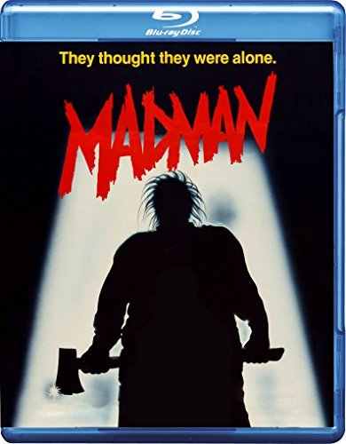 Madman Ross Fish Blu Ray R