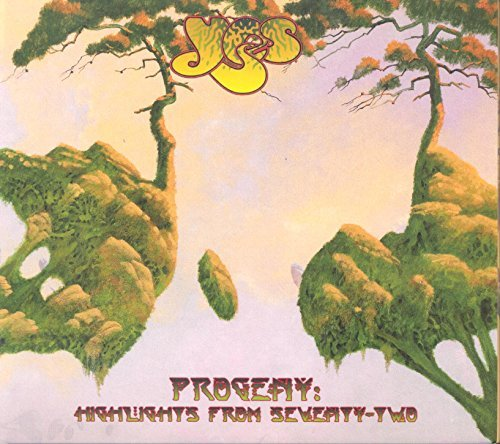 Yes Progeny Highlights From Seventy Two 2 CD