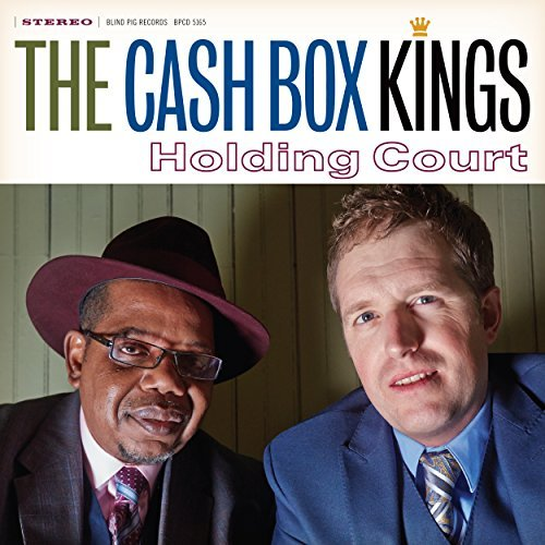 Cash Box Kings Holding Court
