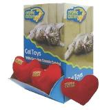 Cosmic Cat Bulk Hearts
