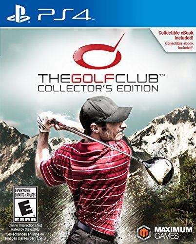 Ps4 Golf Club Gold
