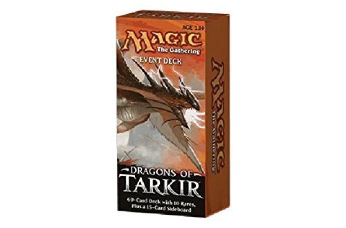 Magic The Gathering Cards Dragons Of Tarkir Event Deck