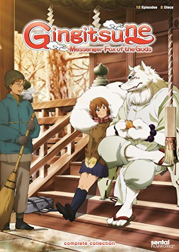 Gingitsune Complete Collection DVD