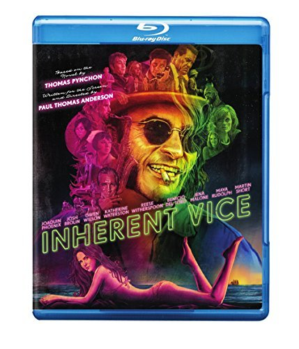 Inherent Vice Inherent Vice Blu Ray DVD Dc