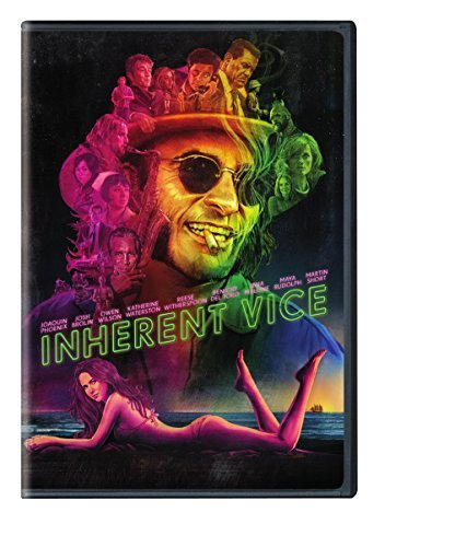 Inherent Vice Inherent Vice DVD Dc