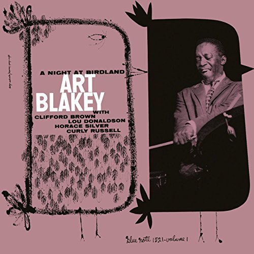 Art Blakey Night At Birdland 1