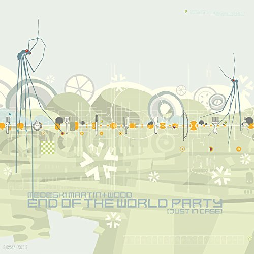 Medeski Martin & Wood End Of The World Party (just In Case)
