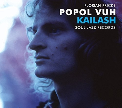 Popol Vuh Kailash Pilgrimage To The Throne Of Gods Piano Re 2cd + DVD