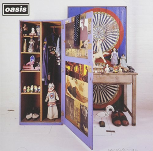 Oasis Stop The Clocks