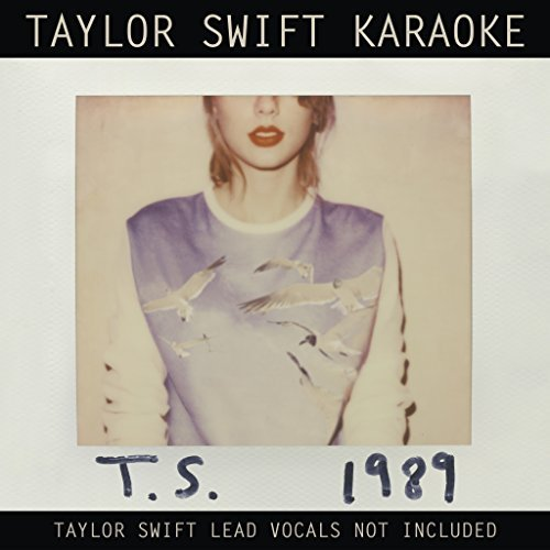 Taylor Swift 1989 Karaoke(cd+g Dv