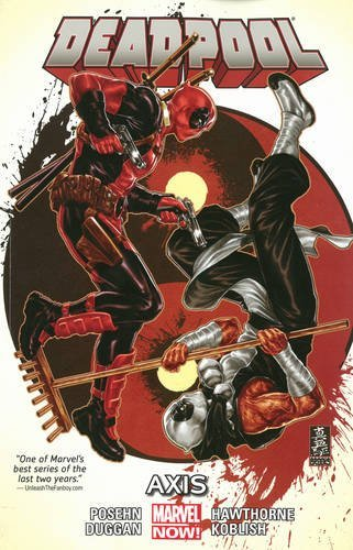 Brian Posehn Deadpool Volume 7 Axis
