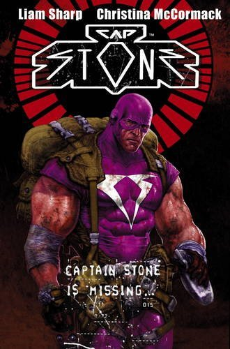 Titan Comics Captain Stone Volume 1