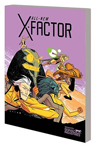 Peter David All New X Factor Volume 3 Axis
