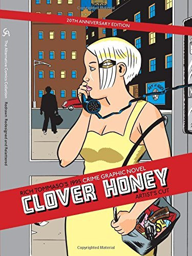 Rich Tommaso Clover Honey Revised