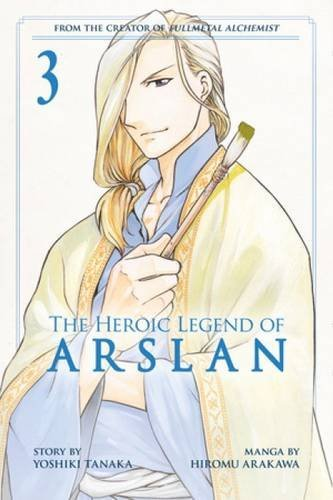 Hiromu Arakawa The Heroic Legend Of Arslan 3