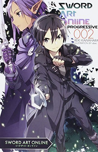 Reki Kawahara Sword Art Online Progressive 2 (light Novel)